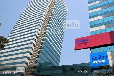 อาคารเมืองไทย ภัทรคอมเพล็กซ์ - muang thai phatra complex