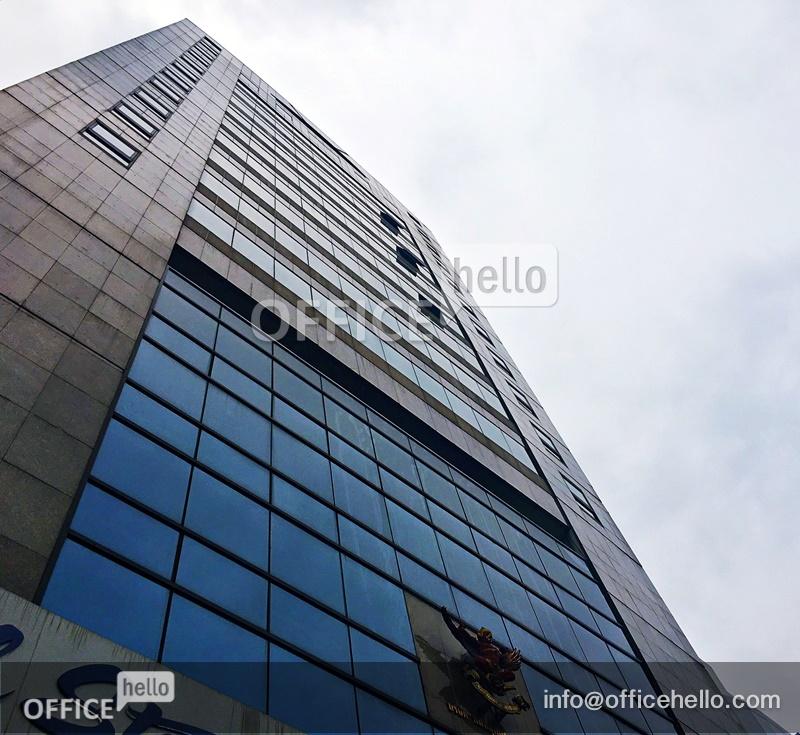 Kamol Sukosol Building / อาคาร กมล สุโกศล