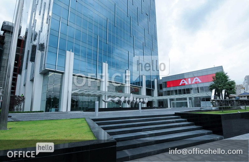 aia capital center รัชดา