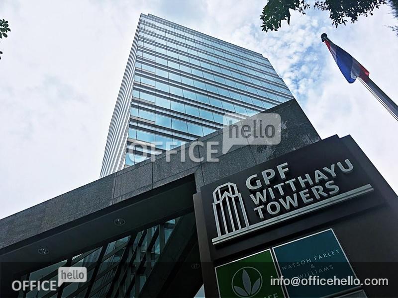 GPF witthayu towers - GPF วิทยุ ทาวเวอร์