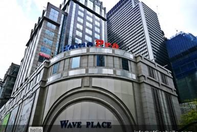 wave place