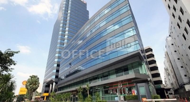 Review สำนักงาน ให้เช่า อาคาร  โอลิมเปียไทย ทาวเวอร์ (Olympia Thai Tower)