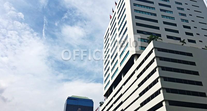 Review สำนักงาน ให้เช่า พระราม 9 อาคาร รุ่งโรจน์ ธนกุล (Rungroj Thanakul )