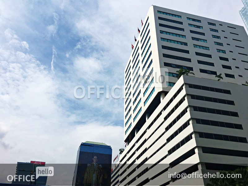 Rungroj Thanakul / อาคารรุ่งโรจน์ ธนกุล