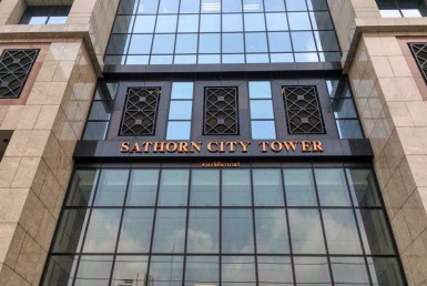 Sathorn city Tower