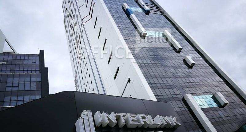 Review อินเตอร์ลิงค์ ทาวเวอร์ ( Interlink tower ) อาคารสำนักงาน ทำเลบางนา