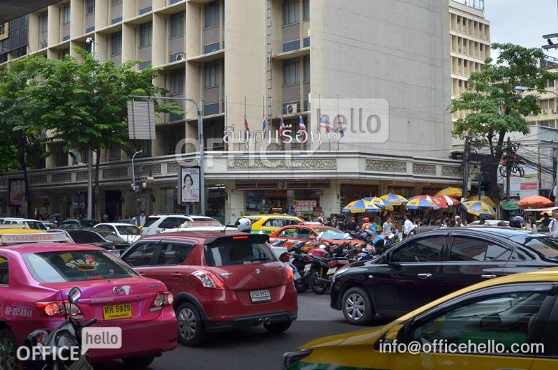 Sibunruang Silom - อาคารศรีบุญเรือง สีลม
