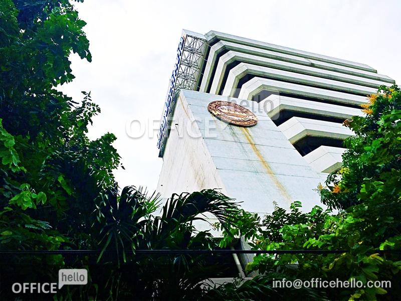 อาคาร จรัญ ประกันภัย JARAN INSURANCE BUILDING