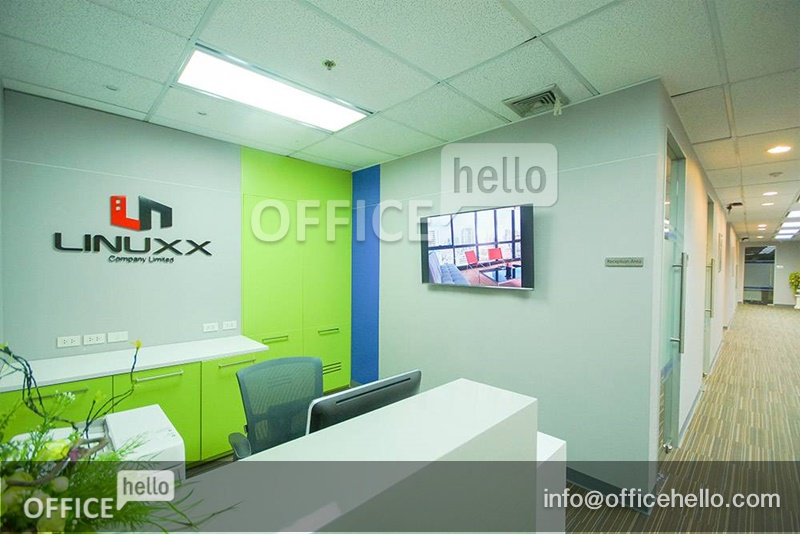 Linuxx service office asoke