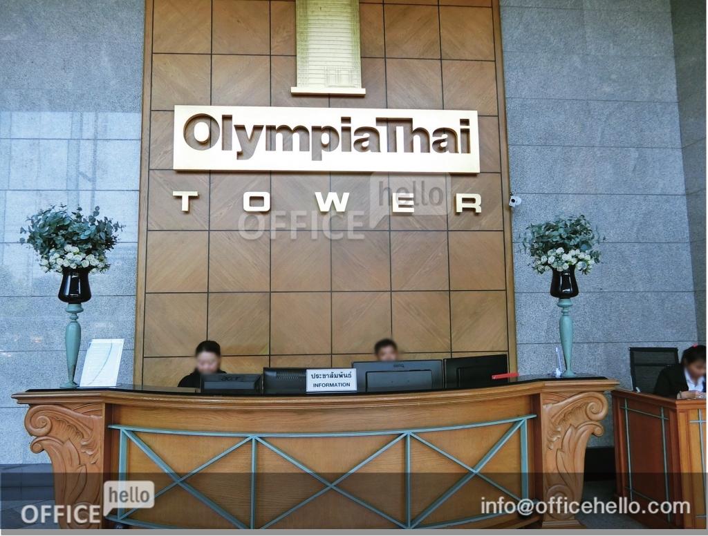 Olympia Thai Tower โอลิมเปีย ไทย ทาวเวอร์