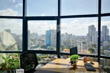 corporate serviced office - Glas Hau