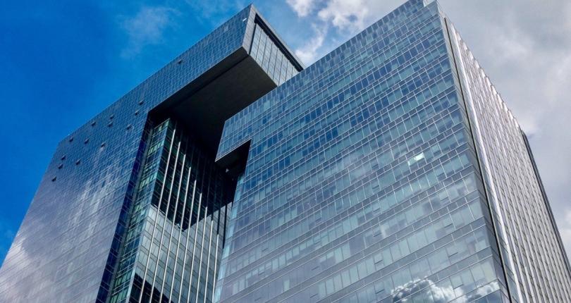Review อาคาร สำนักงาน จี ทาวเวอร์ ( G Tower )