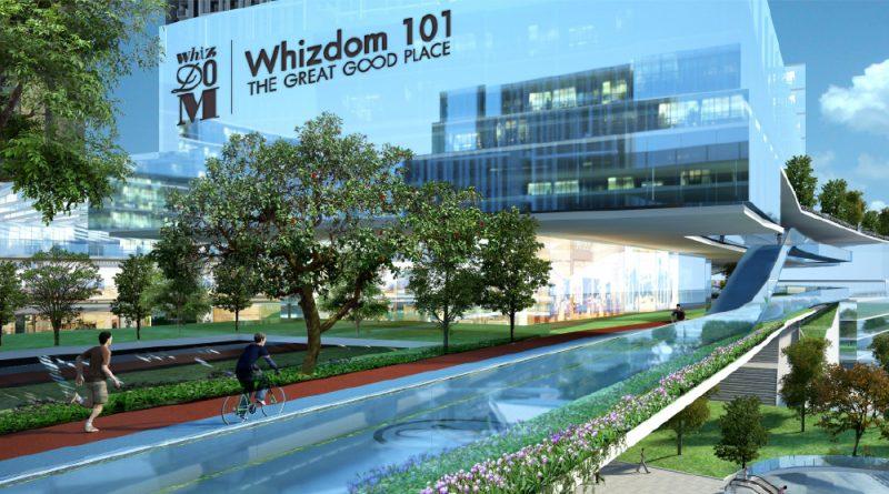 WHIZDOM 101 (วิสซ์ดอม วัน-โอ-วัน)